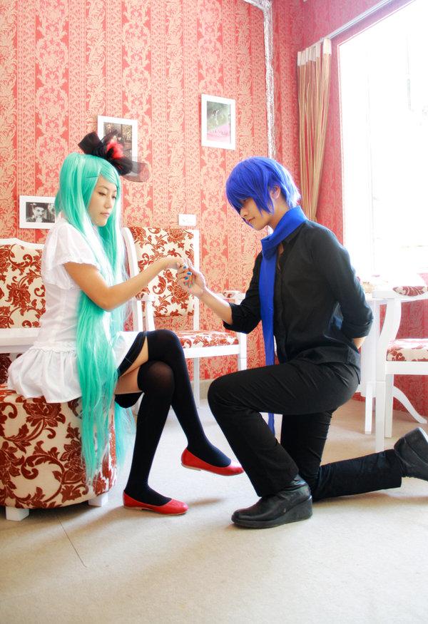 [Vocaloid]World is mine_10